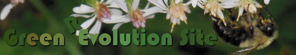 Green Evolution Site
